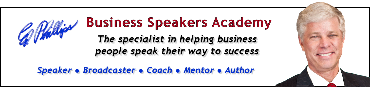 Business Speakers Academy